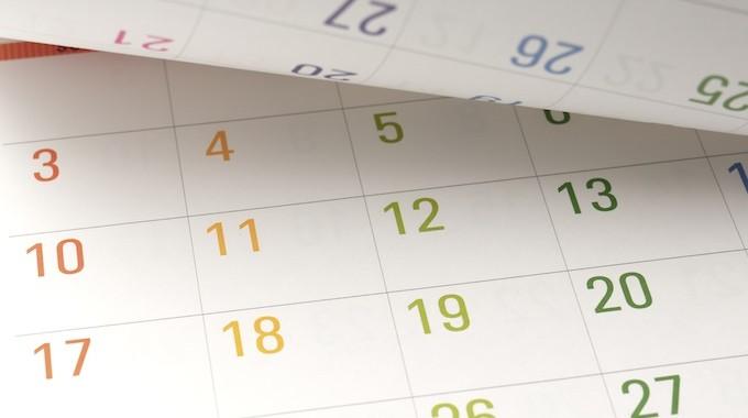 所得税の確定申告時期について